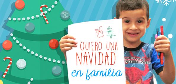 Una #NavidadEnFamilia, eso desean Jesús y cientos de niños, niñas y adolescentes en Vzla. https://t.co/hJpIRpoToU https://t.co/QPHTln4H1n