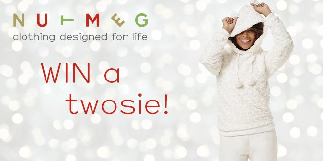 Forget the #Onesie, this year is all about the #TWOSIE! RT & Like for your chance to win https://t.co/ZbGSiA27QG https://t.co/26heJVDoO6