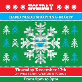 This Thursday evening from 5-9 vendors are setting up @WesternAveArts outside @LoadingDockArts Come shop! https://t.co/QAQpjlld26