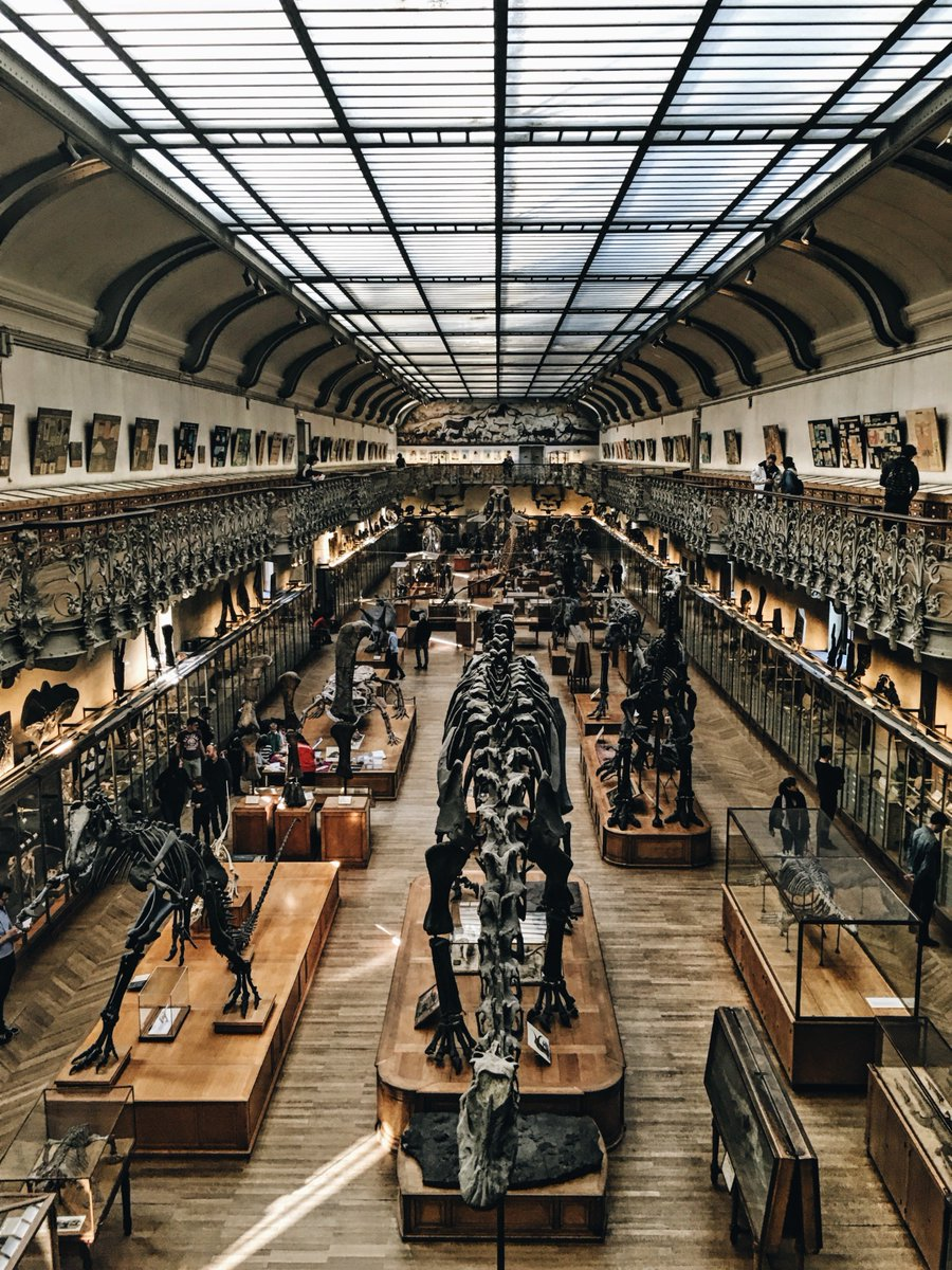 Museums get about 850M visitors per year, more than all professional sporting events! https://t.co/APtFVFSi8f https://t.co/SkOsUA3CH5