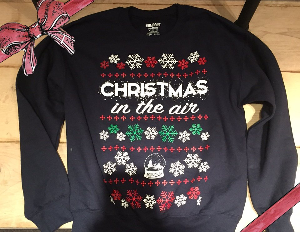 Dec 14. Retweet & reply before 8PM for a chance to win one of our Xmas jumpers! #SFGXMAS https://t.co/p8OAPzhSKn