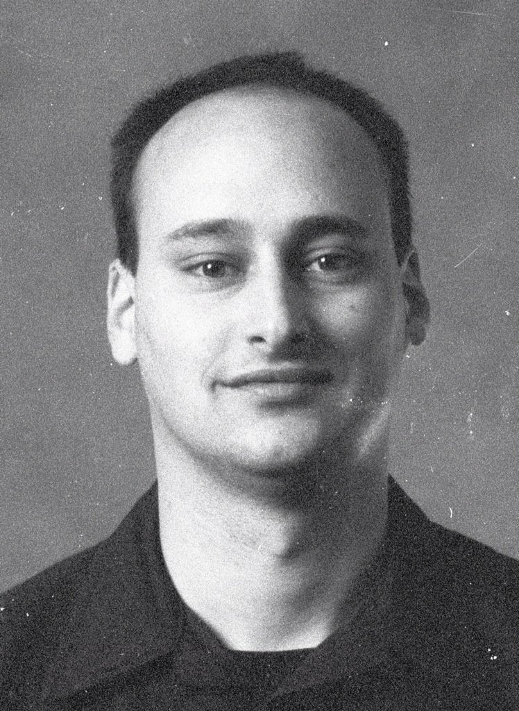 2001 picture FF/Paramedic Dan Capuano. Died in the line of duty Dec  14 https://t.co/zSit1GqM5T