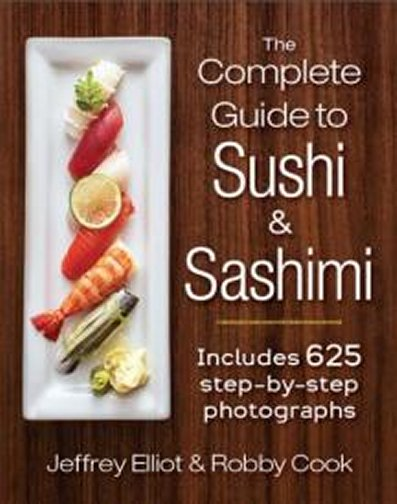 Learn how to make sushi at home.  Another great book @RobertRoseBooks My review: https://t.co/Dx94XH7Oua https://t.co/lYa0RvBz7B