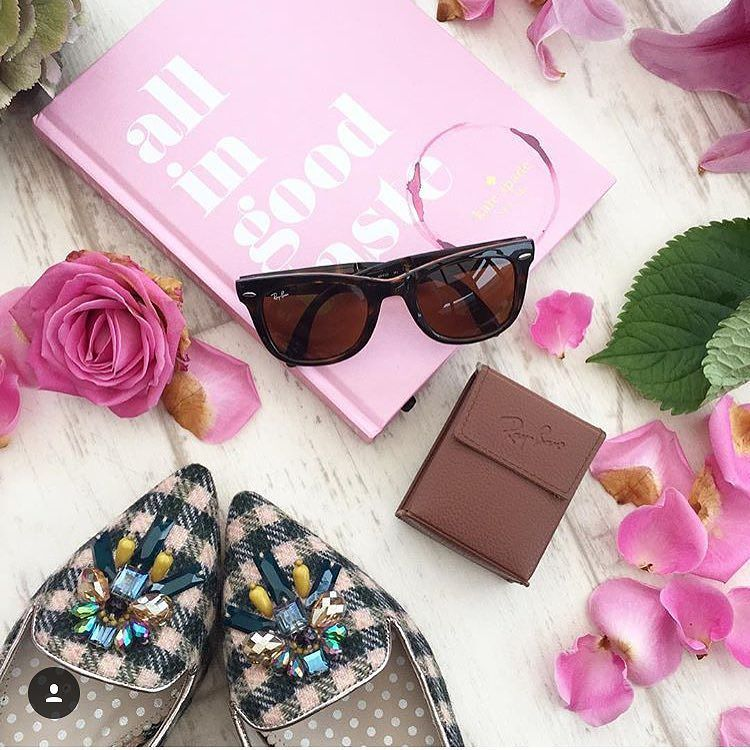 Make sure you check out @labelsforlunch for a FAB Ray-Ban giveaway