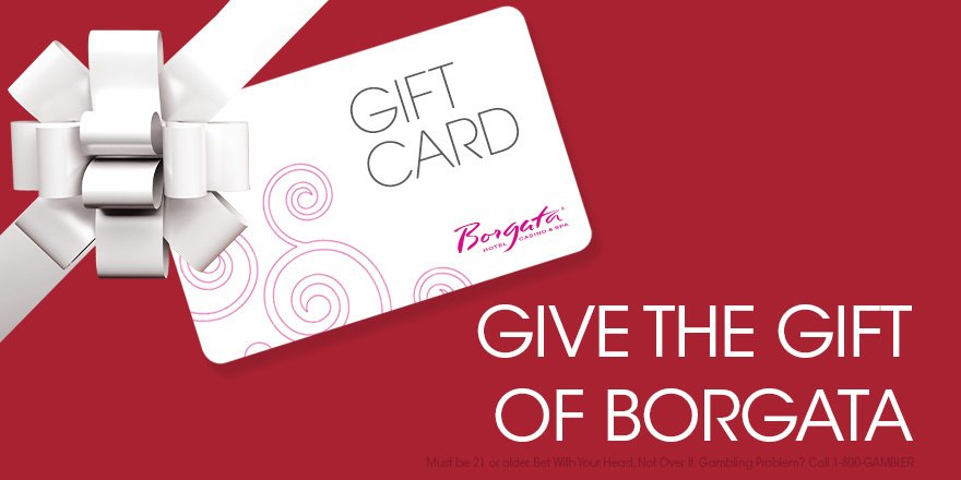 Let your family and friends have a little fun this holiday season! BUY NOW: https://t.co/UMbKASjYip | #MyBorgata https://t.co/ekJH1atZ5v