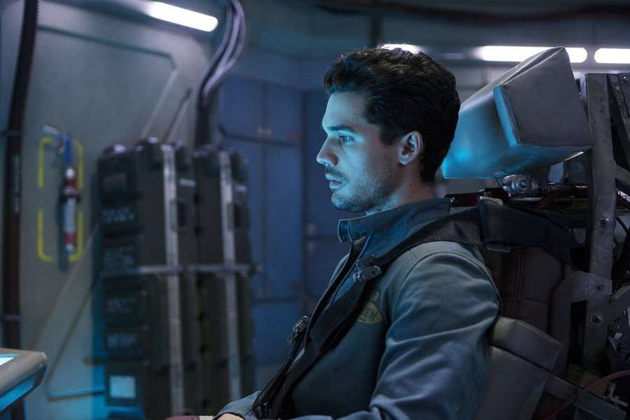.@Syfy is returning to its high-concept roots with shows like TheExpanse &