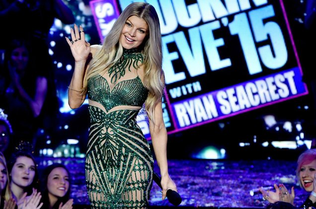 RT @billboard: .@Fergie's hosting the #RockinEve Billboard Hollywood Party in LA! Here's who's performing: https://t.co/50jE06aiM4 https://…