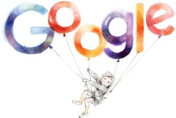 今日のGoogleのロゴは、いわさきちひろ生誕97周年!ちひろ美術館・東京では「まるごとちひろ美術館」展が開催中。今週日曜日には、たてもの探検ツアーも!   https://t.co/2TmWsQsjMi #GoogleDoodle https://t.co/7oYmgiP00L