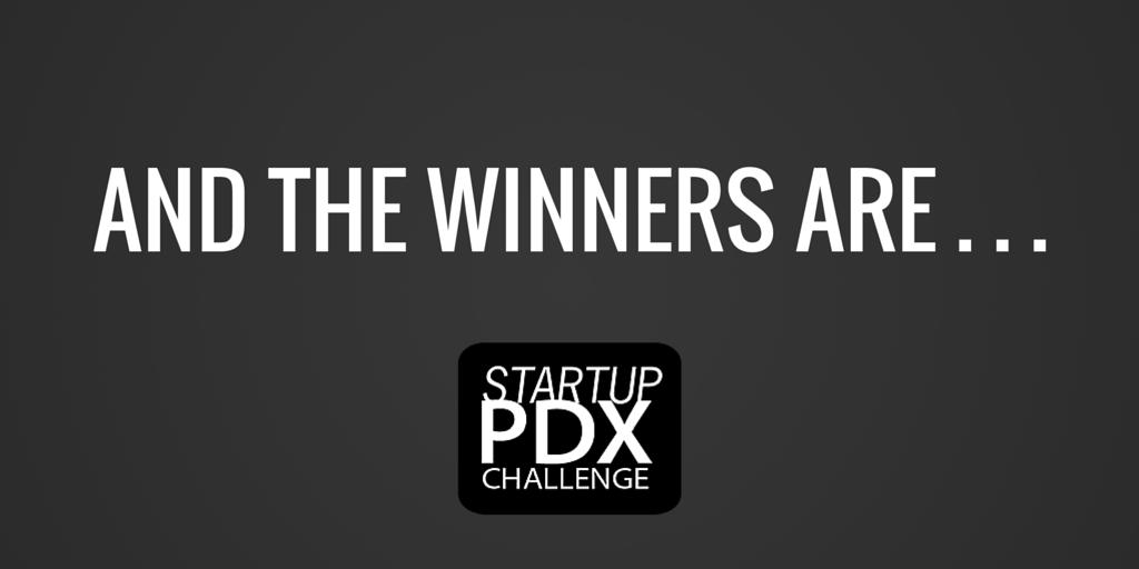 Meet the winners of the 2015 #Startup #PDXchallenge! https://t.co/fZejQq64pb https://t.co/1eoZycRU1y