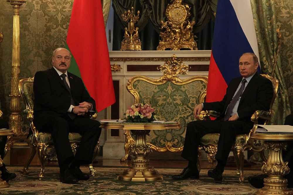 В Кремле прошла встреча Владимира Путина и министра