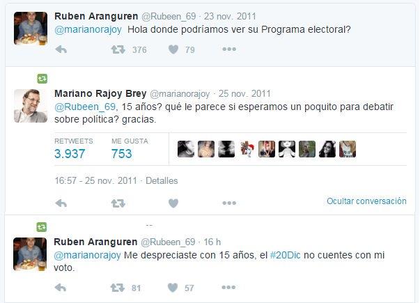 Ruben Aranguren, @Rubeen_69, el joven que esperó cuatro años para darle un *¡zas! en toda la boca* a @marianorajoy https://t.co/7KcUxt8GSL