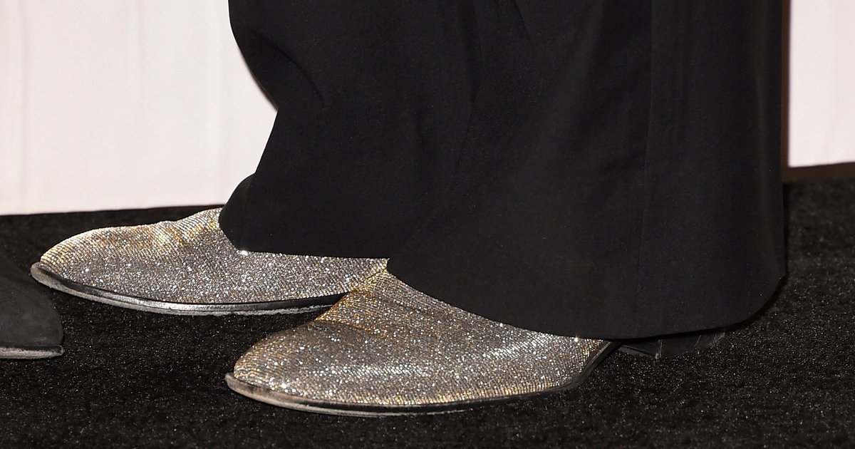 One Direction might be on hiatus, but we're still obsessed with Harry Styles' boots https://t.co/oFEHXZvrVd https://t.co/a0DptMXLdv