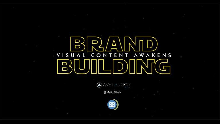 Brand Building with Creative Visual Content by @Matt_Siltala  https://t.co/LC48kdMvZY via @SlideShare https://t.co/E2AQ4L84ce