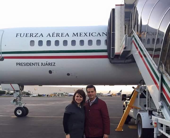Muchas gracias Sr. Pdte. @EPN, por volver a #Coahuila y cumplir su gran compromiso con las familias acuñenses. #HFE https://t.co/ciPqFxxWlV
