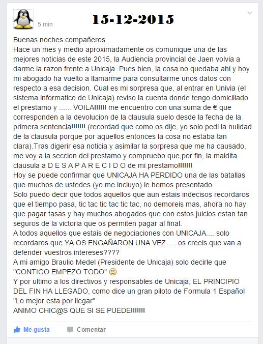for Clausula suelo josportal