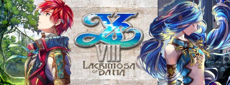 [お知らせ] イースシリーズ最新作 「イースⅧ -Lacrimosa of DANA-」2016年夏発売決定!  ティザーサイト本日OPEN! https://t.co/136yvGUAGy https://t.co/cw7X0d4eUL