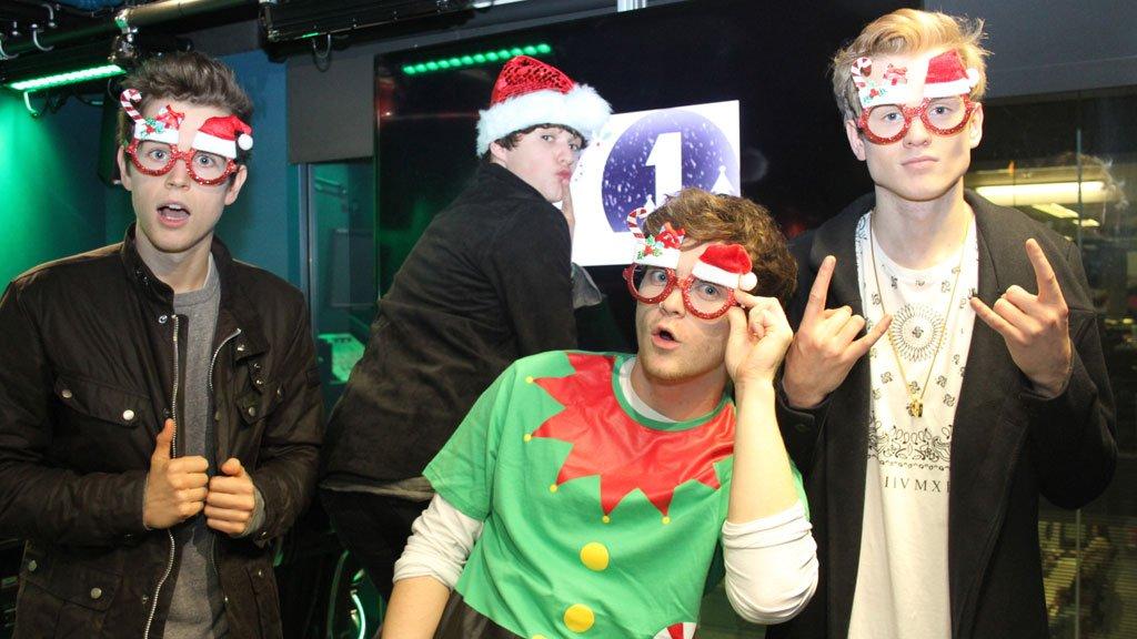 .@onedirection, @ddlovato, @LittleMix & @TheVampsband to present @BBCR1 #Christmas Day shows https://t.co/ULXBJIcVvk https://t.co/hy5KUZtXjl