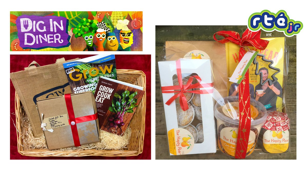 Last chance to win #DigInDiner hamper full of @thehappypear & @giyireland goodies - closing at midnight! RT to win https://t.co/csc2WJF9Em