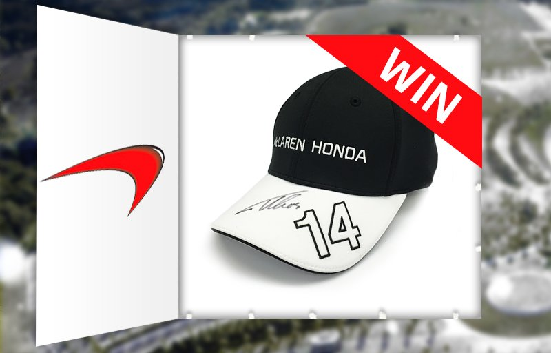 Be in with a chance to win a signed @alo_oficial cap! Just RT to enter. https://t.co/rahtoGyZJ6
