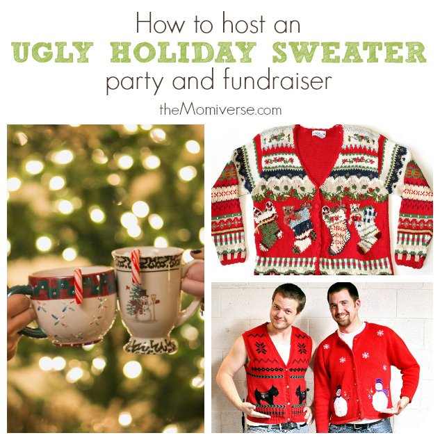 How to host an ugly holiday sweater party and fundraiser https://t.co/NjV3H0moSU https://t.co/h47nJU7LdS