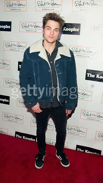 Dylan Sprayberry at Andaz Weho & The Fender Music Foundation Host Holiday Fashion Show And Art Benefit @DSprayberry https://t.co/w01f0arPXV