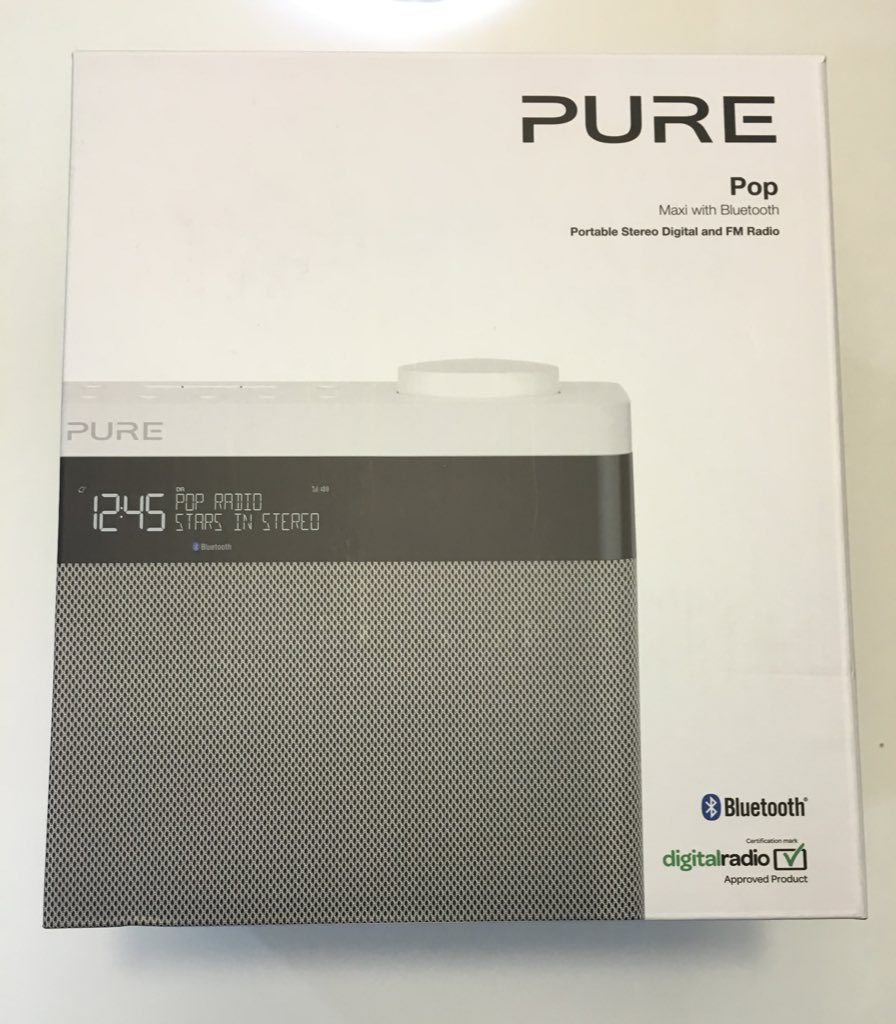 Little Christmas present from me to you. RT and follow to win a Pure Digital Radio. They're great! Ends 7pm 17/12/14 https://t.co/QU7t8kvCig