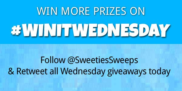 Can I Get a Retweet? Win more cash and prizes on #WinItWednesday RT #win #winners #congratulations #giveaways https://t.co/yR2OkTUi96