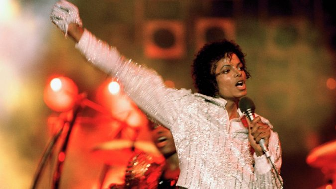Michael Jackson's Thriller is the first album to be certified 30 times multi-platinum