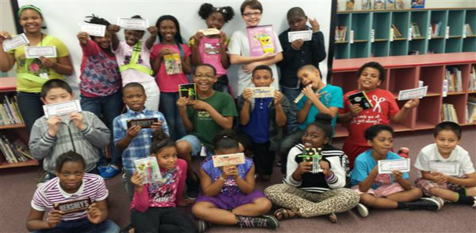 Biscayne Elementary supports Backpack Awareness Day (Duval County Public  Schools)