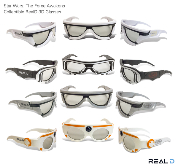 Retweet to enter to win a full set of @starwars #TheForceAwakens special edition @RealD3D glasses (3 winners)! https://t.co/OvWYxbEDP4