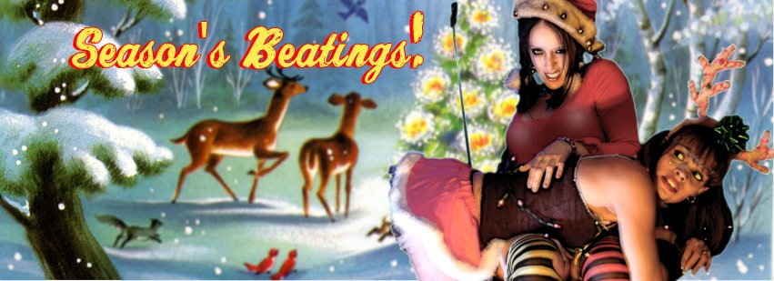 #SEASONSGREETINGS  #SeasonsBeatings  #MerryChristmas https://t.co/ljmEnYEC6a