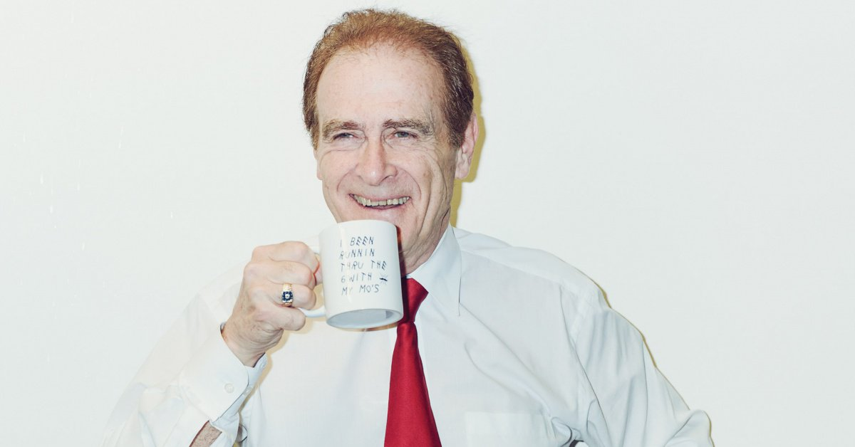 Once, @norm was but a man. Now, he's a 6 God. How that happened: https://t.co/pAtcYl6MZA https://t.co/wM8xfwX0E0