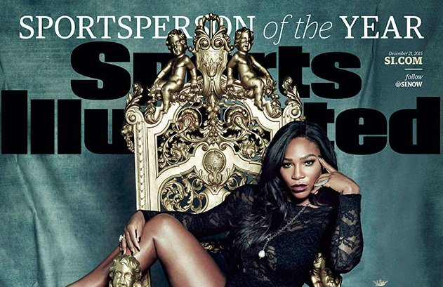 This is Serena Williams' advice to her younger self: