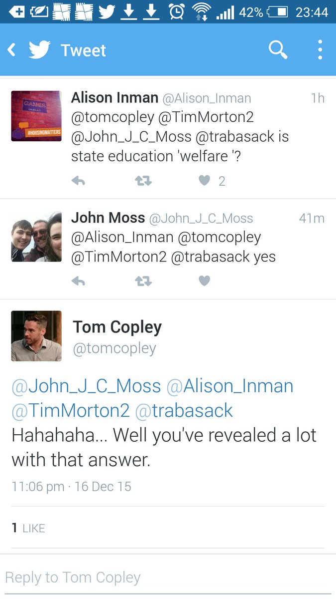 State education is welfare. Tories 2.0. https://t.co/uT5tP3cmdD