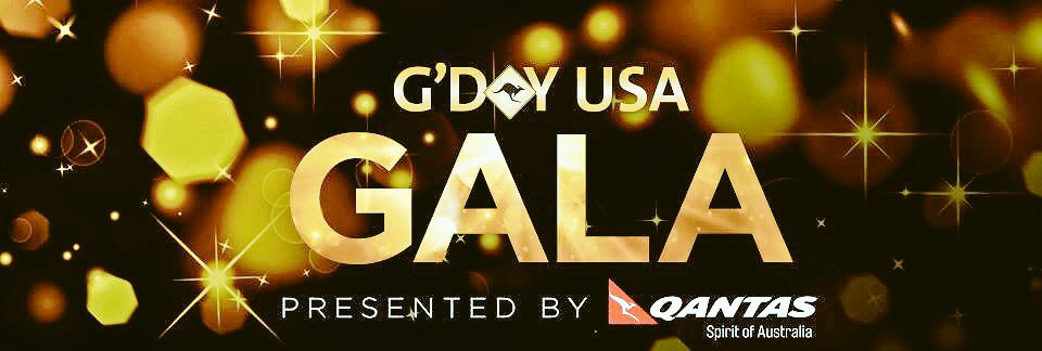 RT @GDAYUSAofficial: The G'Day USA Gala, presented by @Qantas, set for January 28th. gdayusa2016 redcarpet https:…