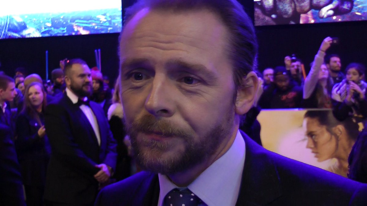 Exclusive: @simonpegg Responds to Star Trek Beyond Trailer Criticism - 'There's more to it' https://t.co/k1FPcFszhn https://t.co/QWhVwUFHq8