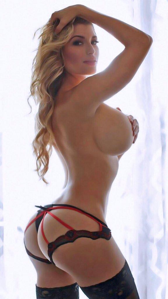 rock hard tits
