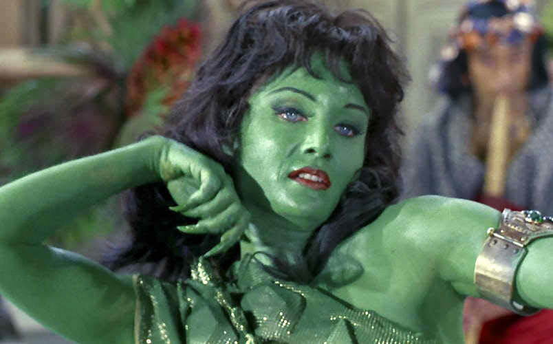 The Green MILF #OneLetterOffMovies @midnight https://t.co/28LLR4HX5N