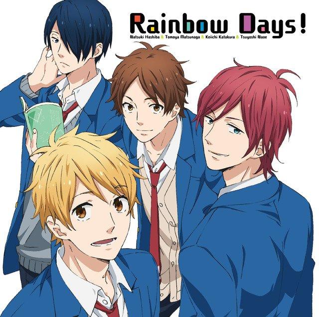 虹色デイズ上映会で松岡ら、好みの女性キャラや実写「club Rainbow」語る