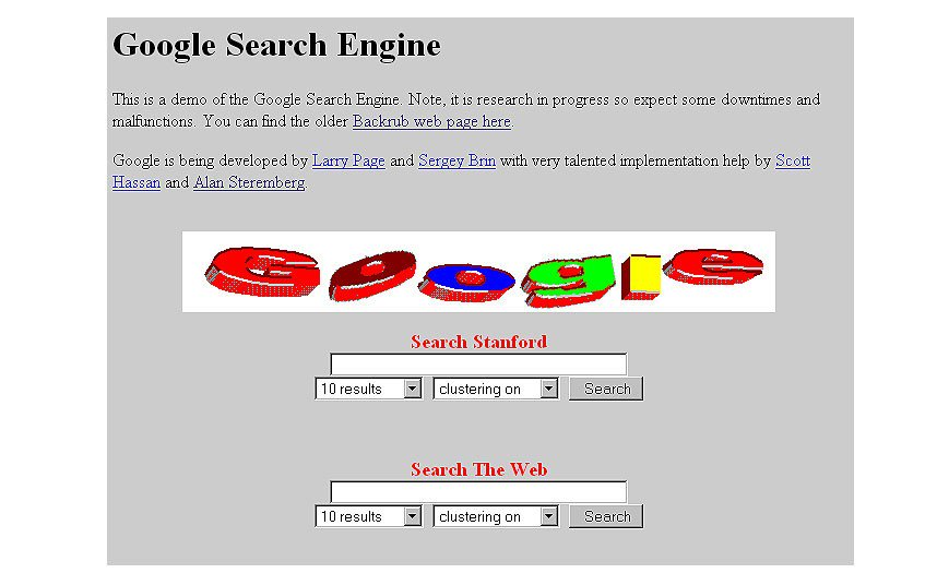 The early days of 25 websites https://t.co/7jsisaqtO0 https://t.co/hFPuczs5LM