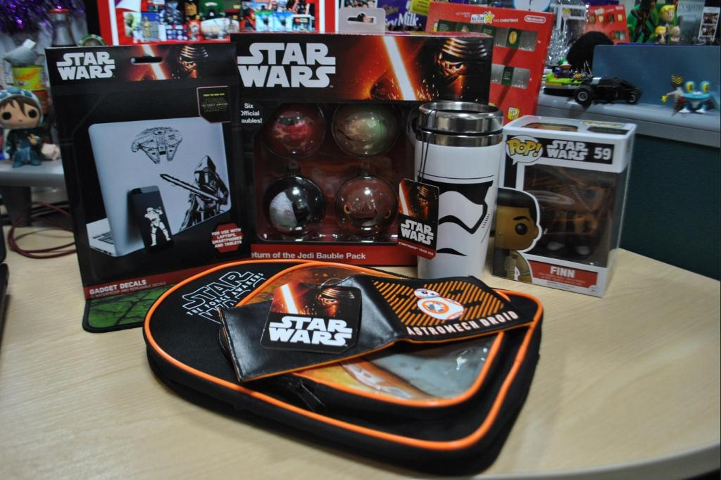 ''It's true. GAME, the daily giveaways. All of it.'' May the Force be with you. #StarWars #GAMEGives https://t.co/UZFWfoB7M2