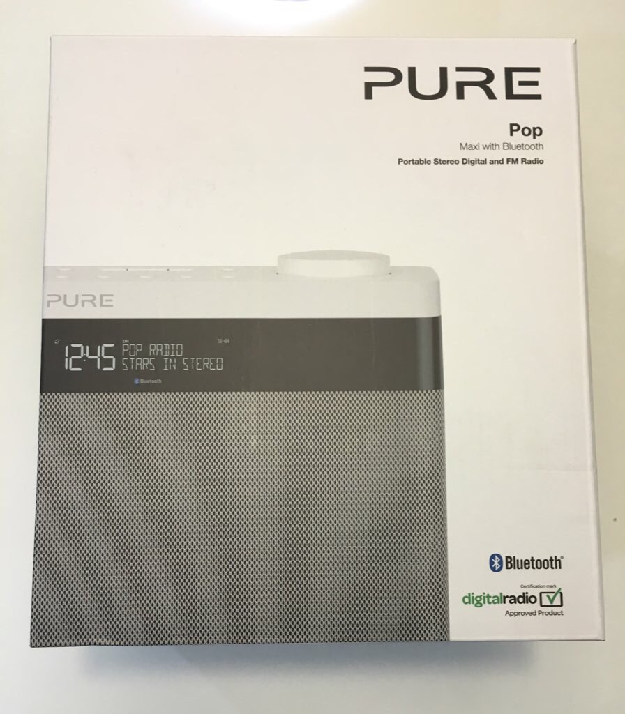 Don't forget this Pure digital radio could be in your house for crimbo. RT & Follow to win! Ends 7pm 17/12/15 G'luck https://t.co/X046DenqIB
