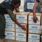 Celebrating 10 years of #UNCERF funding which allows WHO to do life-saving work when disaster strikes #CERF10 https://t.co/Uxvs0WKih5