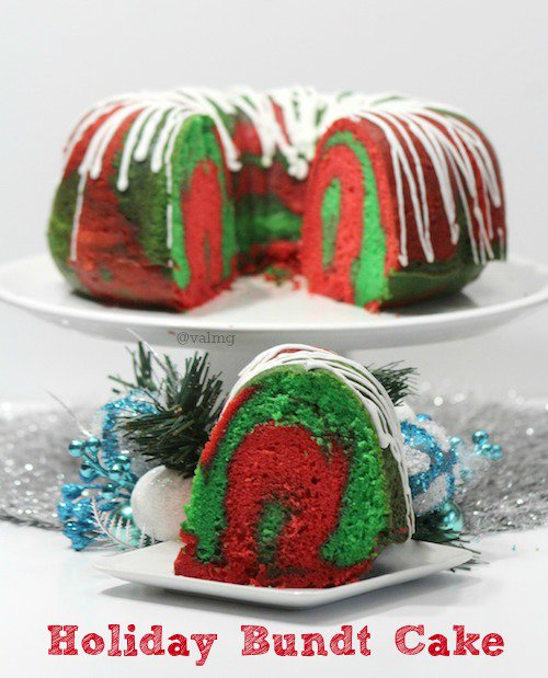 Entertaining? Check out this colorful Holiday Bundt #Cake #Recipe! https://t.co/k1VvjR2QfC #dessert https://t.co/2m9oq3Wg8L