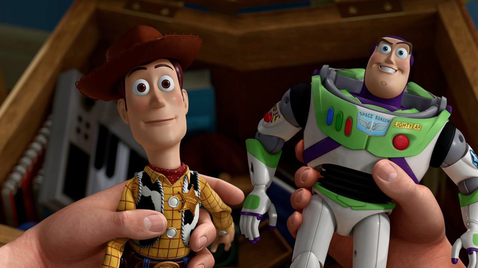 #ExplainAFilmPlotBadly A jealous cowboy and a self-important astronaut must work together to escape a mass murderer. https://t.co/E8DvgrDvkj