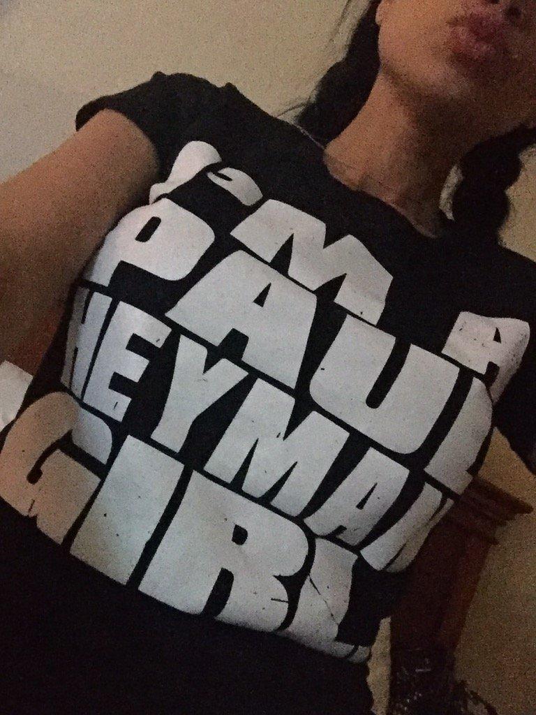 I'm A Paul Heyman Girl. 6TRcfeFTW0