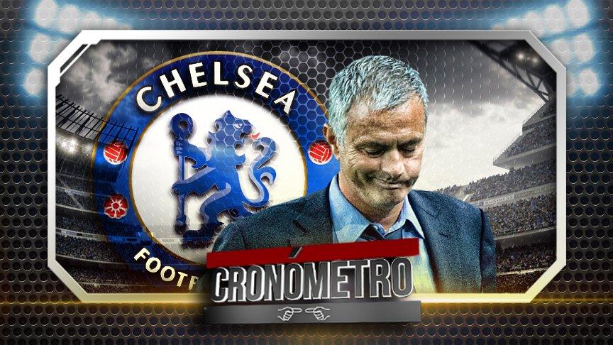 OFICIAL: #Mourinho dejó de ser el entrenador del #Chelsea Den RT #Cronometro https://t.co/Yj9xAgo7dC