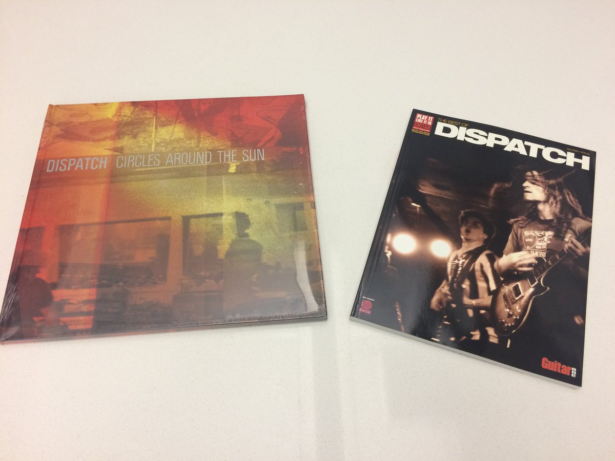 What's your favorite Dispatch song? RT & answer to win. https://t.co/Mi1aaScHuS