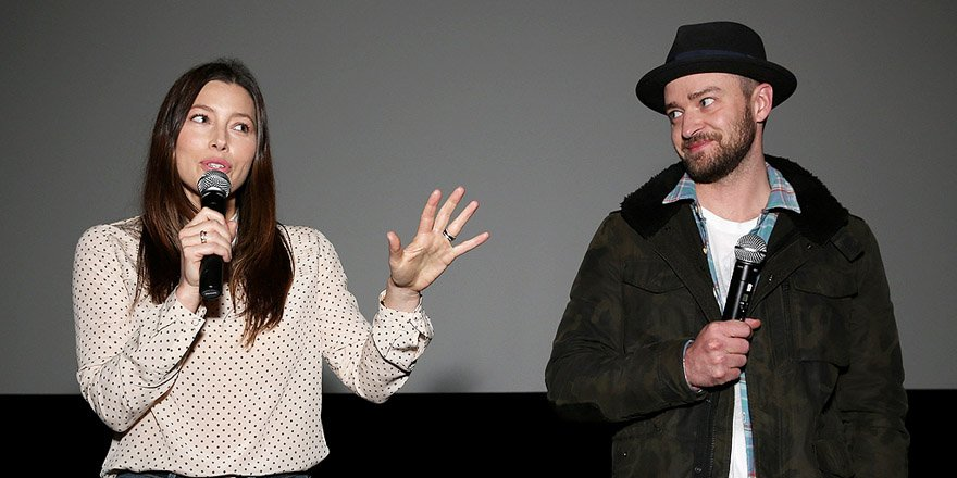 Just when we thought Justin Timberlake and Jessica Biel couldn't get any cuter, THIS happens