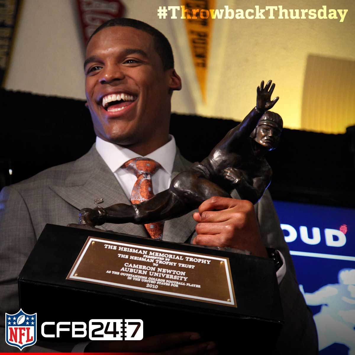 tbt: will cam newton add an nfl mvp award to his trophy case